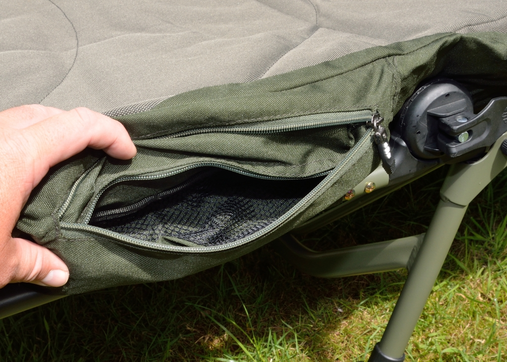 Peachy Jrc Extreme Bedchair Review Andrewblackfishing Co Uk Pabps2019 Chair Design Images Pabps2019Com
