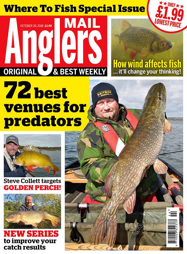 Anglers Mail oct30